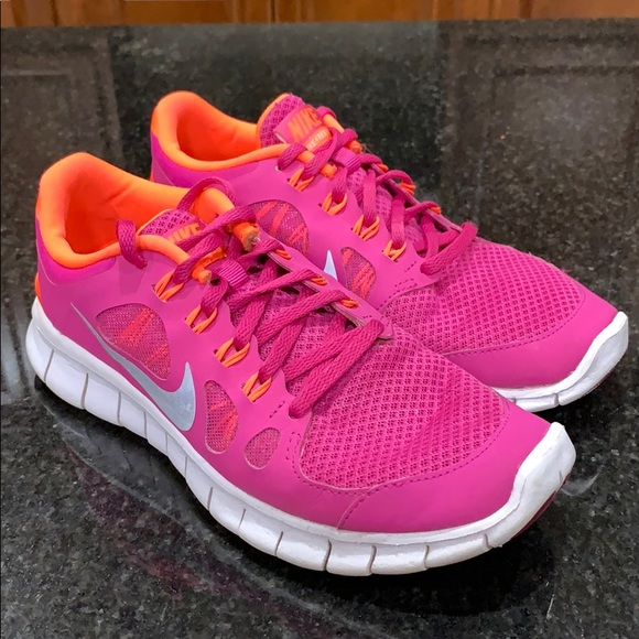 Nike Other - Nike Free 5.0 Youth Size 5 Women's 6.5